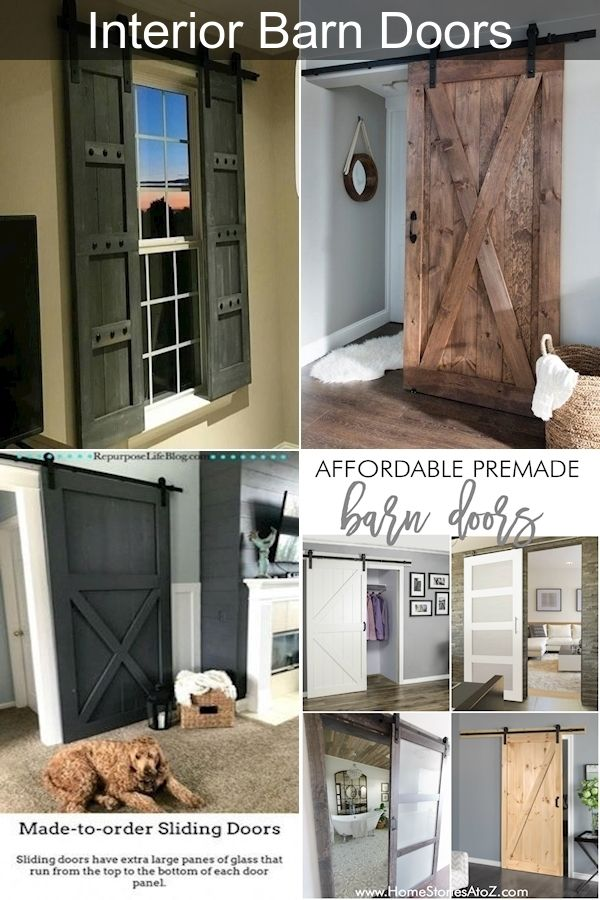 Barn Door Style Interior Doors Barn Door Prices 32 Inch Sliding Barn Door In 2020 Interior Barn Doors Diy Barn Door Bifold Barn Doors