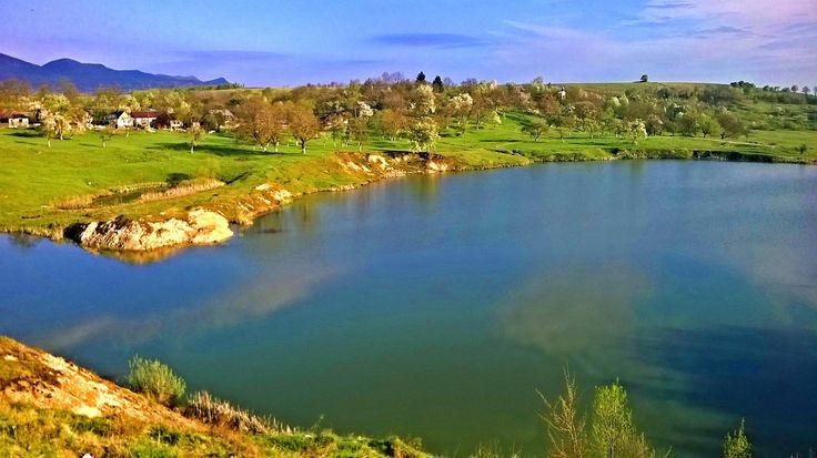 Sarat Lake- Ocna Sugatag-Maramures County