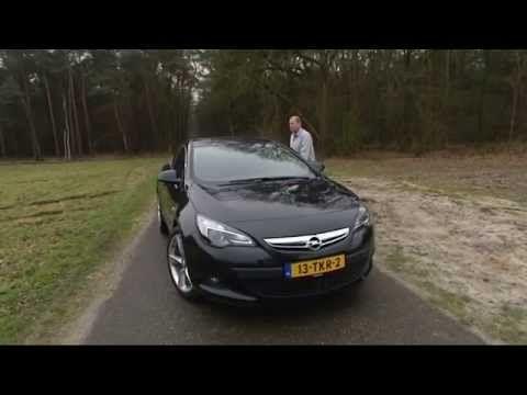 Rij impressie ( road test ) nieuwe Opel Astra GTC Turbo