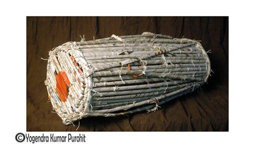 Paper Sculpture -38 , cost - 10,000 /- Rupees