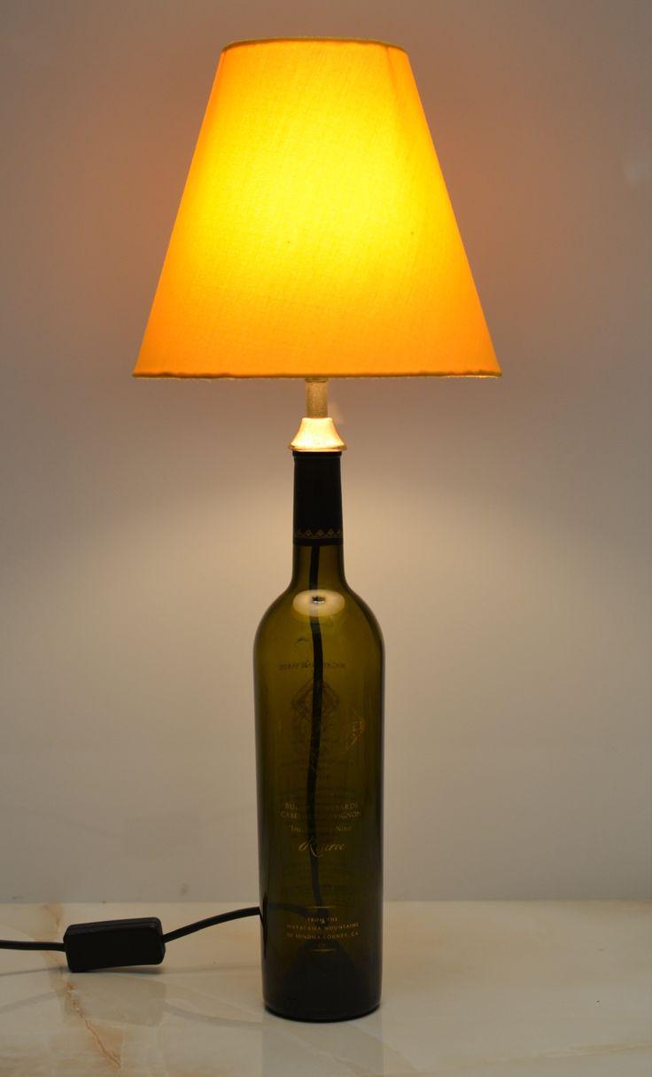 17 best images about liquor bottle lamps on pinterest. Black Bedroom Furniture Sets. Home Design Ideas