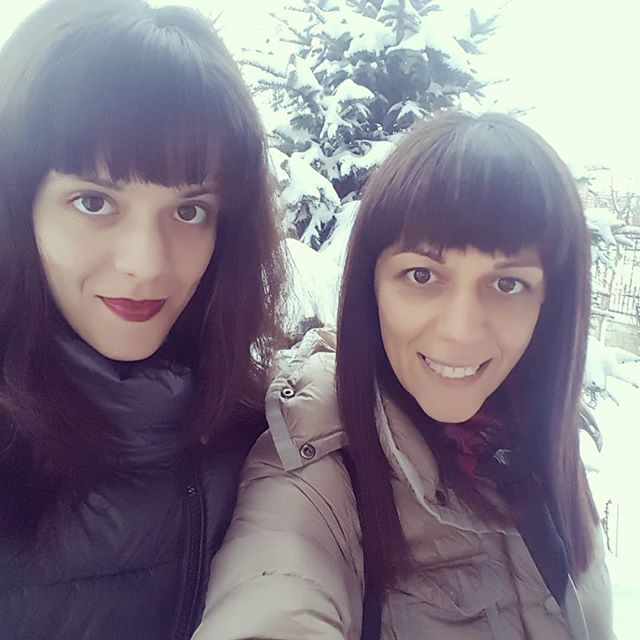 Fringe club mom&daughter #andreatincu #hairstyle #lovelyday #inspired #instagood #instalike #happypeople