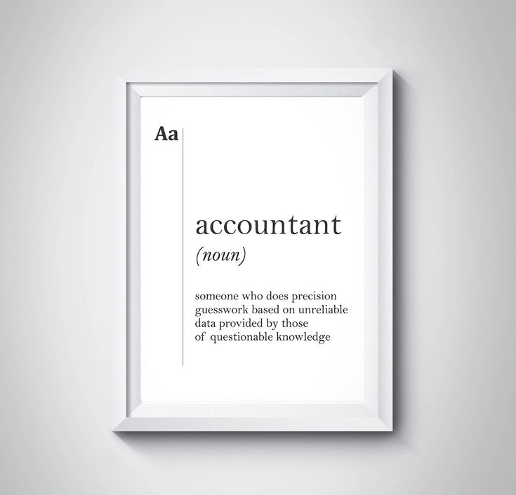 Accountant Survival Kit