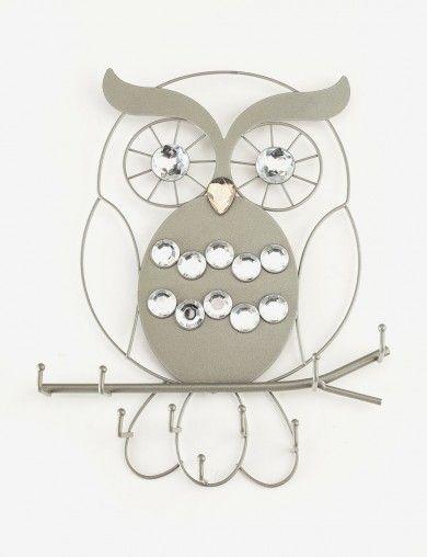 Fetco Bling Owl Accessory Holder
