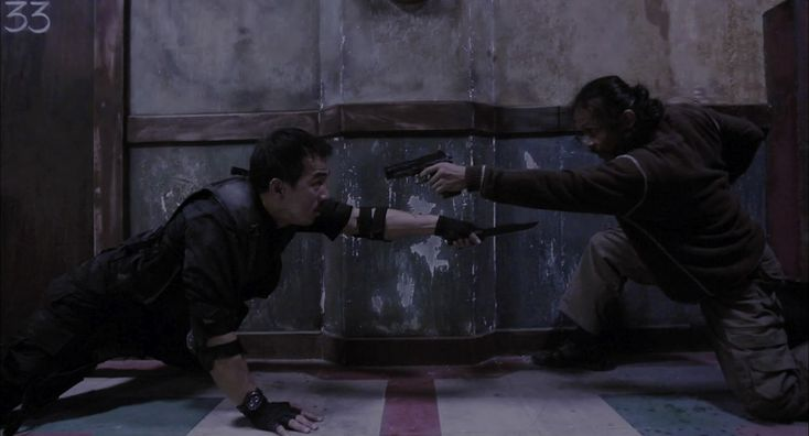 Bad Ass Fight Scenes From The Raid Redemption, A Hypnotizing Display of Cinematic Combat (Video)