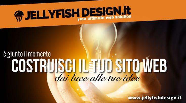 Jellyfish Web Design. Un artigiano del web.
