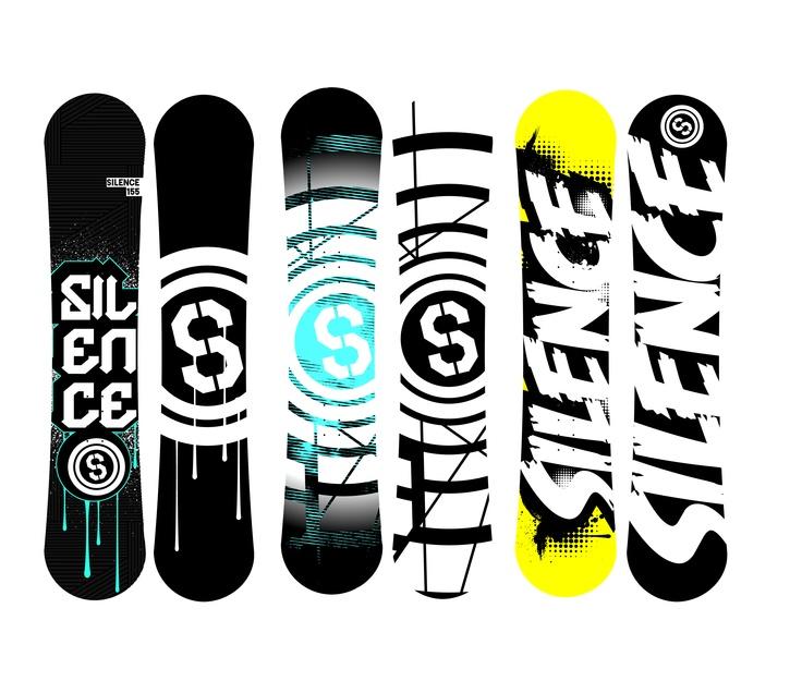 Silence snowboards