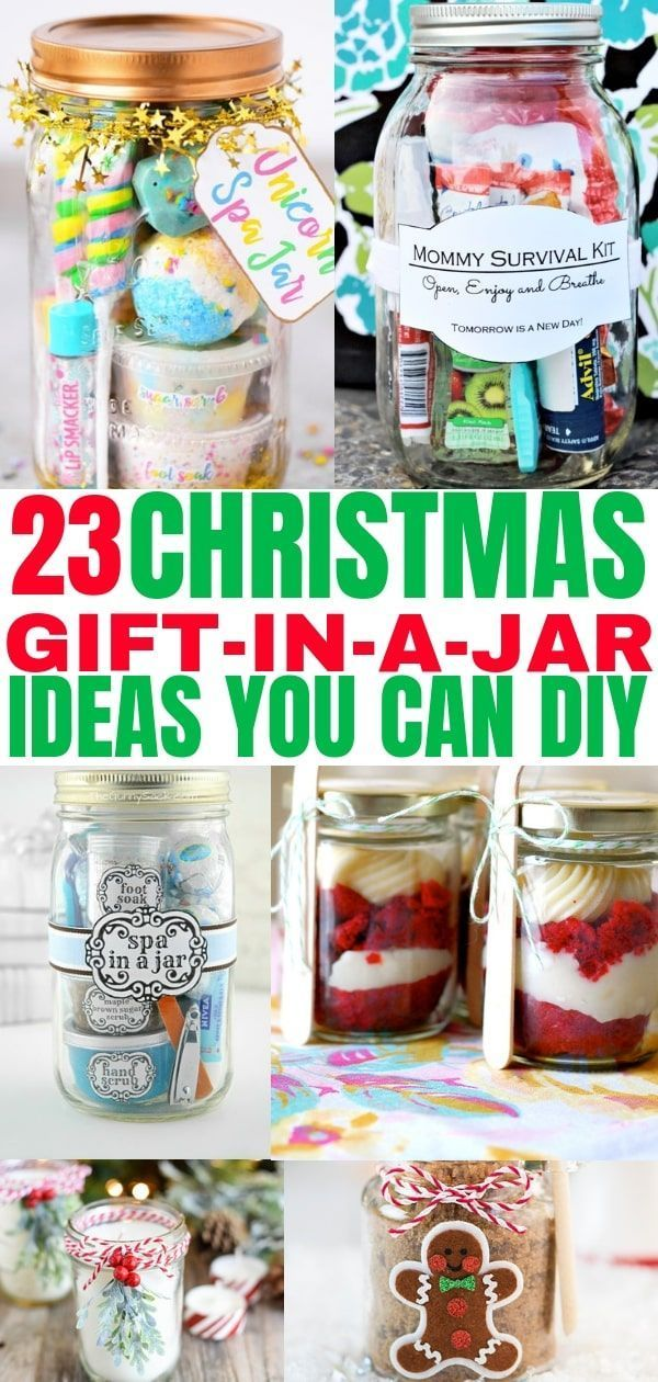 23 Diy Mason Jar Gift Ideas That Everyone Will Love Balancing Bucks Mason Jar Gifts Christmas Jar Gifts Mason Jar Gifts Diy