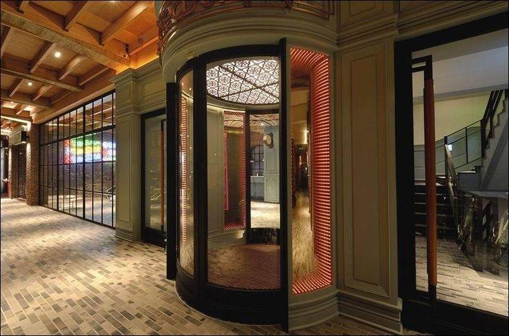 Отель RedDot от студии Steven Wu+Wang Pe-Jen