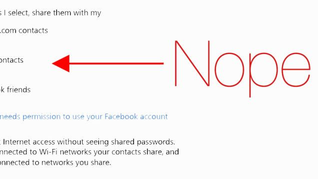 Why the Hell Is Windows 10 Sharing My Wifi Passwords?