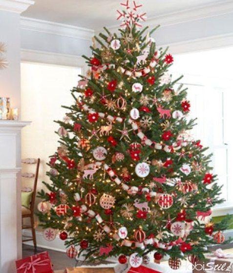 30  En Muhteşem Yılbaşı Noel Ağaçları