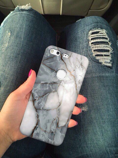 new concept a8a32 c8957 MARBLE pixel case, gray marble, pixel 3a case, pixel 2 case, pixel ...