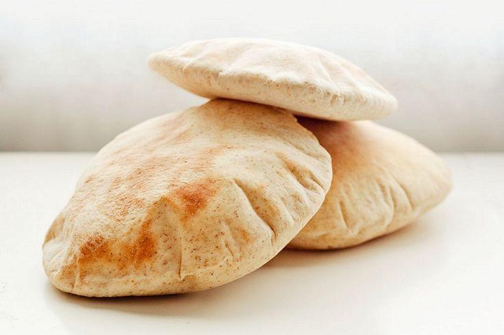 Пита. Арабский хлеб.