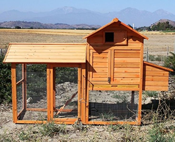 nice 74 Simple Cheap DIY Wooden Chicken Coop Ideas https://wartaku.net/2017/08/29/74-simple-cheap-diy-wooden-chicken-coop-ideas/