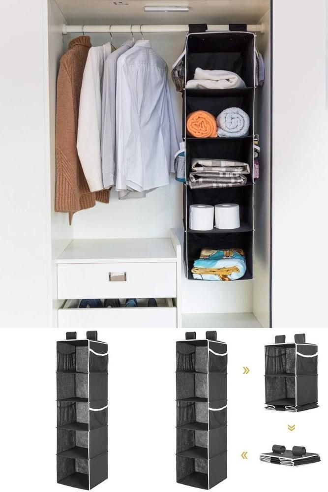 heavy duty hanging wardrobe foldable clothes accessories shoes rh pinterest it