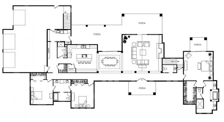Keystone log homes cabins and log home floor plans for Keystone house plan