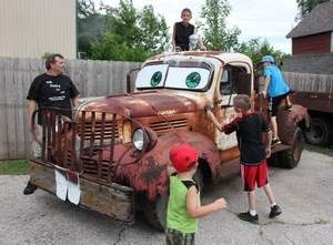 tow mater des moines have you seen this it is so cool yummy rh pinterest com