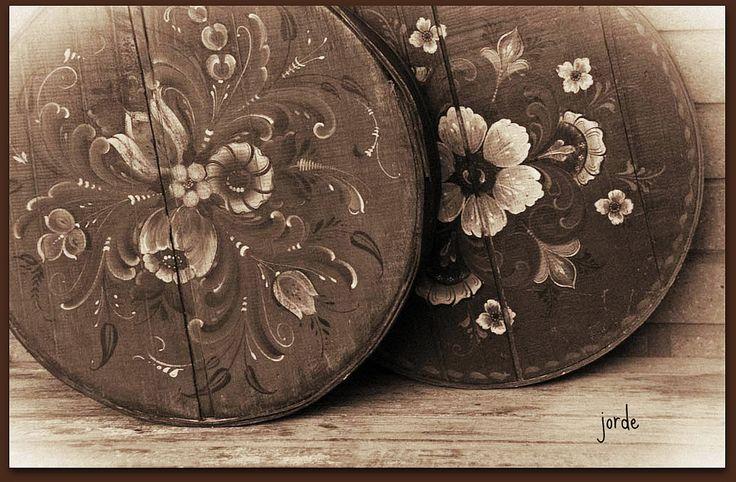 Rosann's Rosemaled Treasures | Flickr - Photo Sharing!