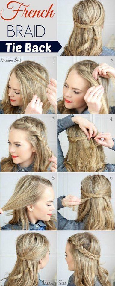 lovely updo hair styles for long hair