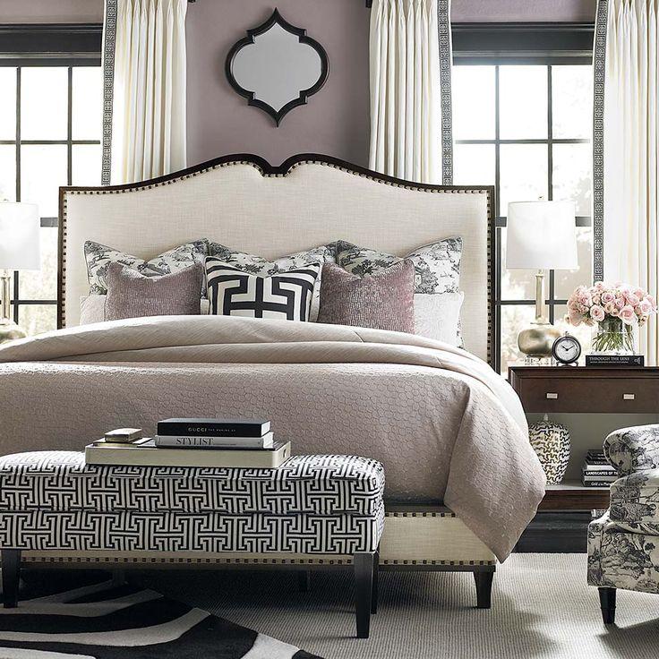 Upholstered Bed Bassett Furniture Presidio 21 best headboards
