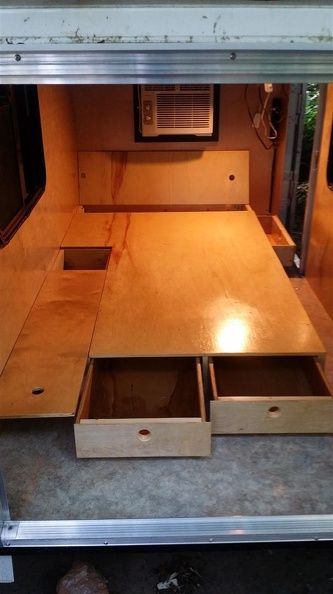 Best Van For Camper Conversion >> 60 best images about runaway camper on Pinterest | Campers, Sprinter van conversion and Camping ...