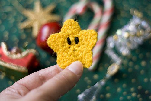 Super Stars Amigurumi: Free Crochet Pattern « Amy's Odyssey
