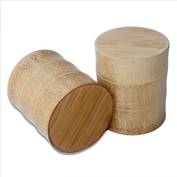 Натуральный бамбук маленький коробку чая посуда чай канистра Китайский традиционный предметы прикладного искусства характеристика ящики для хранения чая пряжки канистру чай