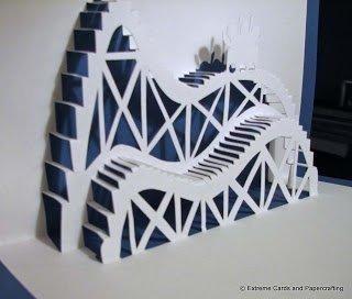 1000 images about roller coaster models on pinterest models lego spaceship and jets. Black Bedroom Furniture Sets. Home Design Ideas