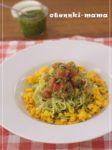 木の芽ジェノベーゼとホタルイカの冷製カッペリーニ by manngo   レシピサイト「Nadia   ナディア」プロの料理を無料で検索