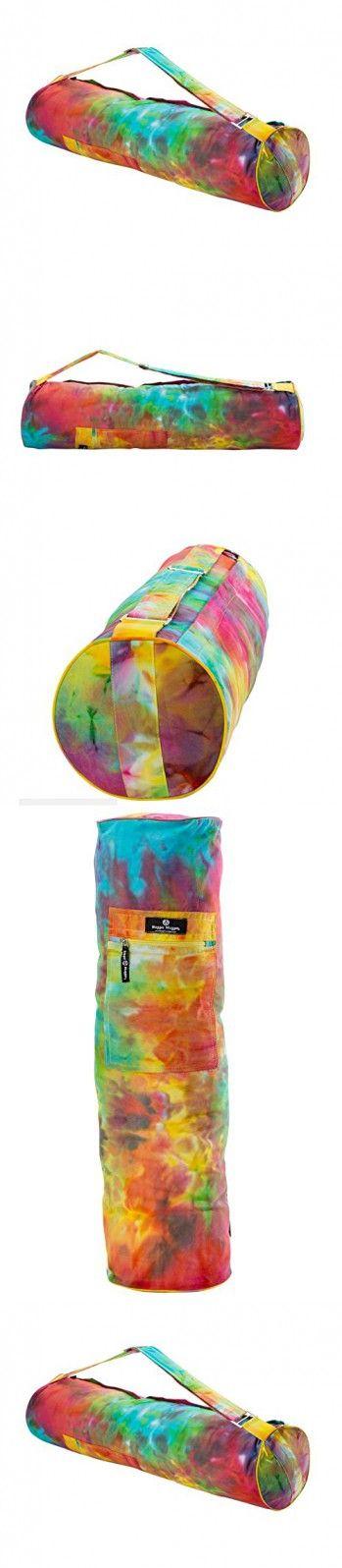 Hugger Mugger Batik Tie Dye Yoga Mat Bag