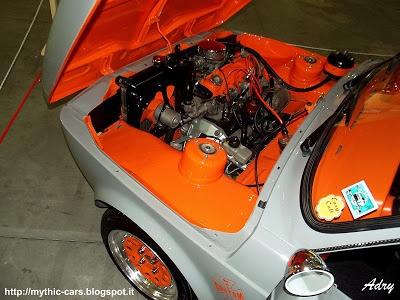 Auto mitiche: Fiat 127 TUNING
