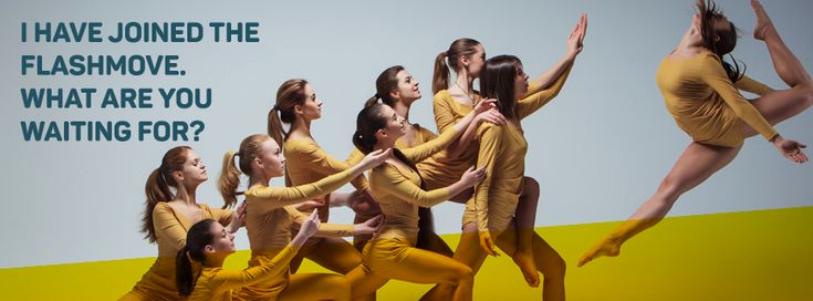 Like the idea of doing a flash mob but don't know how? Here is the know-how. #FlashMOVE