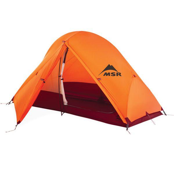 Access 1 MSR - Tente 4 saisons ultra légère une personne. 460 et 540 €