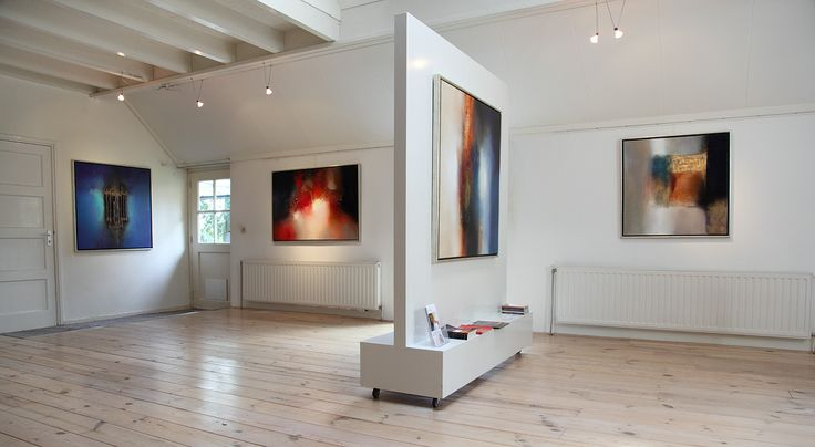 Eelco Maan I lyrical abstract paintings I Galerie & Atelier Eelco Maan