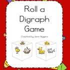 Students will roll dice with digraph pictures and complete graph.  There are 4 different dice and a graph included in pack.  The pack also includes...