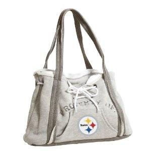 NFL Pittsburgh Steelers Hoodie Purse