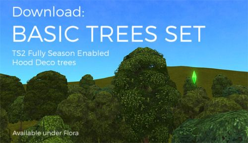 Criquette Was Here (DOWNLOAD: TS2 Season Enabled Trees)