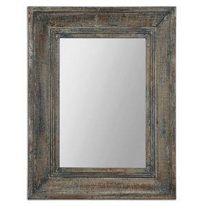 "Southfork Lighting   Missoula - 34.5"" Small Wall Mirror"