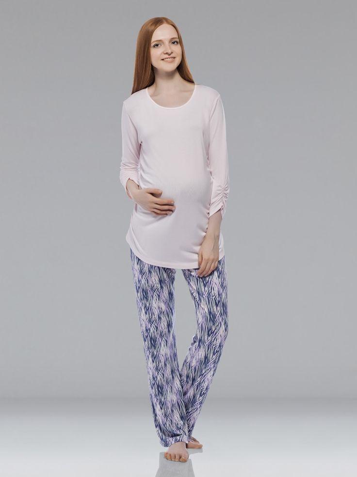 Catherine's 817 Hamile ve Lohusa Pijama Takım #Markha.com #AnneAdayı  #HamilePijama #HamileGecelik #LohusaPijama #LohusaGecelik #YeniSezon #NewSeason #Moda #Fashion #HastahaneÇıkışı #DoğumÇantası #Lohusa #OnlineAlışveriş