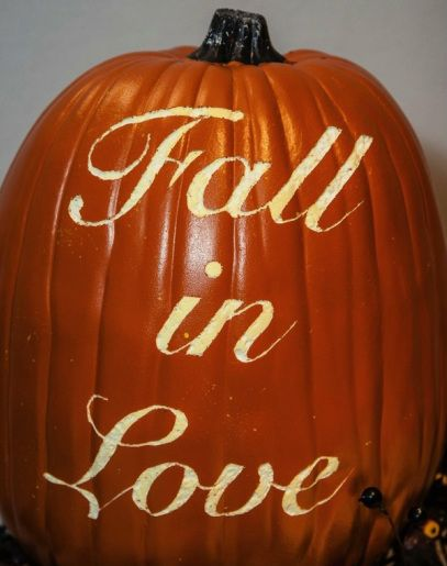 Nice fall wedding idea. Maybe two like this right in front of the chairs, before the aisle starts .