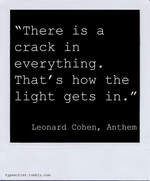 Leonard Cohen | A poet among men |Anthem