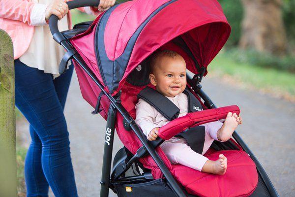 Win a Joie Baby Travel System - Prizeapalooza day 18