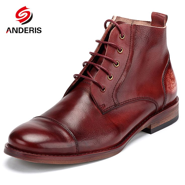 25  best ideas about Leather Boots For Men on Pinterest | Men's ...
