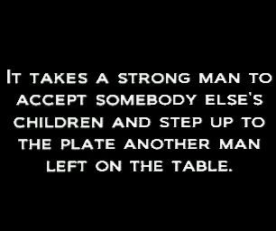 Thank you to all the #step-dad's and #strong men out there who keep us believing - I'm blessed w/great step parents