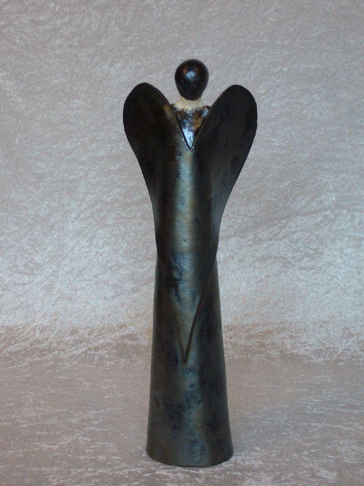 Engel, 38 cm (achterkant)