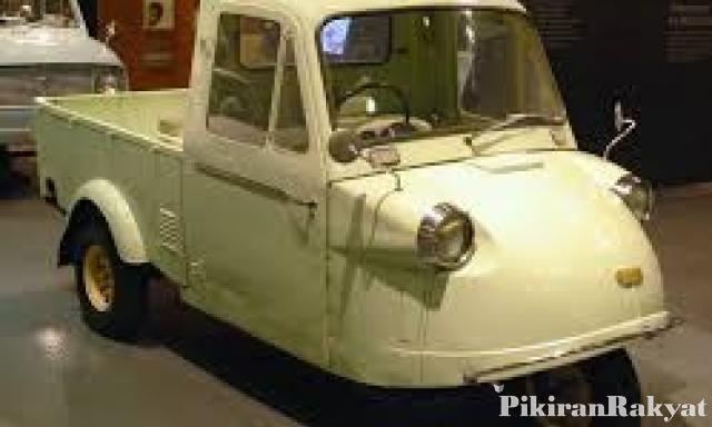 Daihatsu Midget Mobil Daihatsu Pertama Di Indonesia Daihatsu