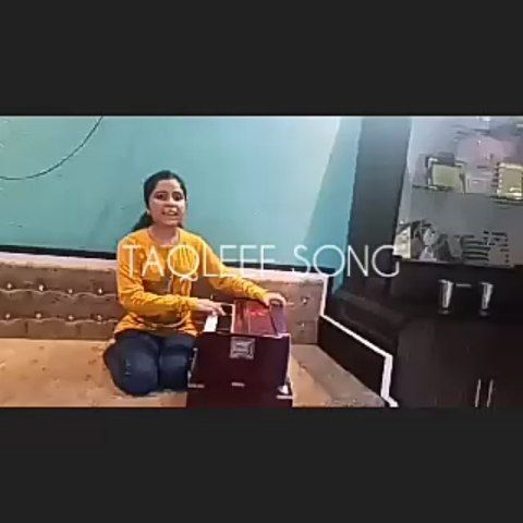 A Little Attempt To Sing A Song Taqleef Hope To Attain A Lot Of Blessings Rohanpreet Awsumvoice Singer Voice India Shrutikh With Images Songs Singing Top Singer