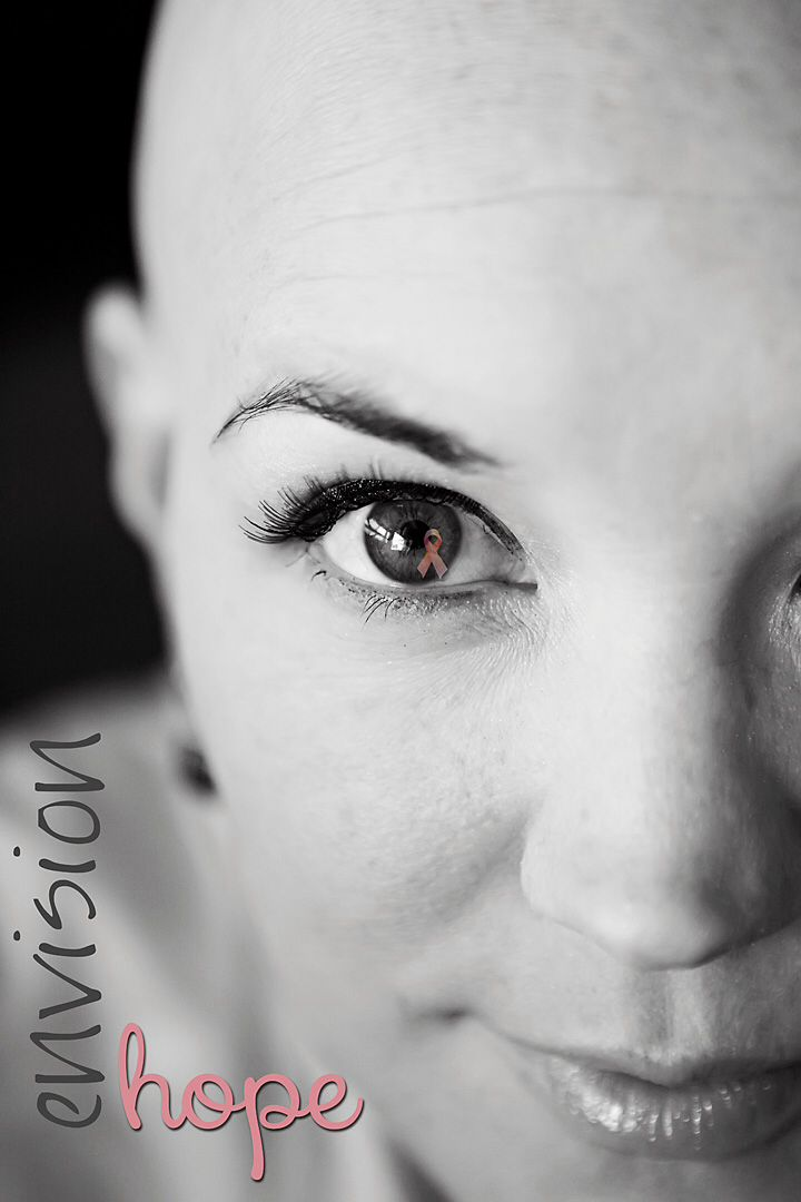 Breast cancer photo shoot