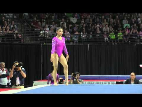 Score: 15.600 (6.6, 9.0) April 9, 2016 - XFINITY Arena at Everett, Wash. 2016 Pacific Rim Championships presented by Hershey's Hit that LIKE button to show y...