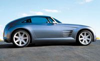 Used 2005 Chrysler Crossfire for Sale ($16,500) at Sedalia, CO. Contact: 303-647-2247. Car ID (57546)